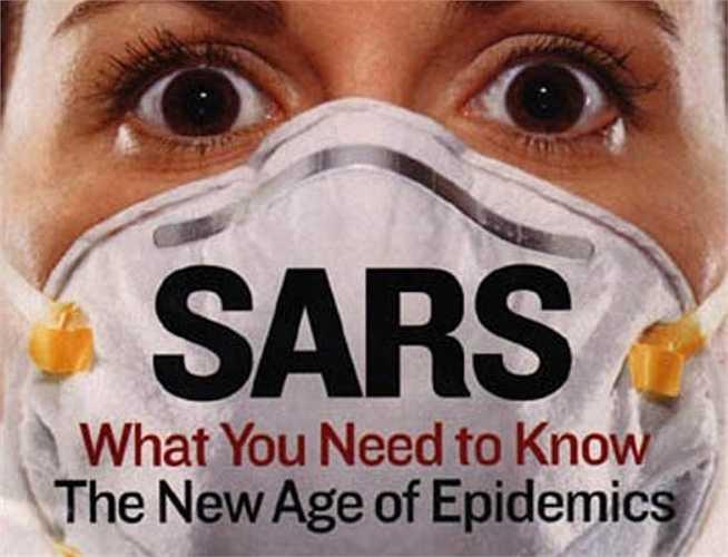 SARS cũng là một căn bệnh đáng sợ, chủ yếu lây qua đường hô hấp, do virus phát tán trong không khí. Hiện nay, các nhà khoa học vẫn đang nghiên cứu để tìm ra thuốc và vắc-xin phòng và chữa bệnh.