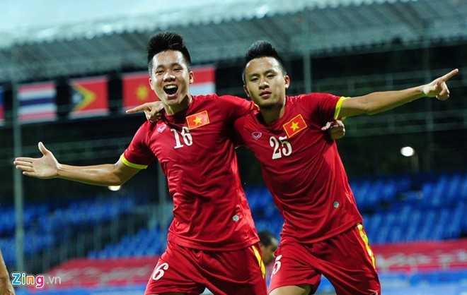 U23 Việt Nam thắng trận dễ dàng