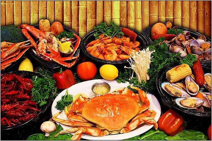 Hải sản tươi sống: Rất nhiều người cho rằng hải sản tươi sống có tác dụng tráng dương, nhưng họ không biết những ký sinh trùng, kim loại nặng thông qua hải sản đi vào cơ thể, ảnh hưởng sự phát triển của tinh trùng.