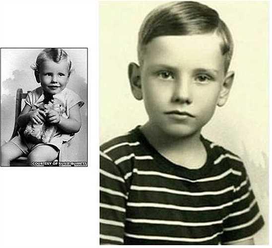 Tấm ảnh thời thơ ấu của tỷ phú nổi tiếng Warren Buffett trước khi trở thành một nhà đầu tư chứng khoán lừng danh.