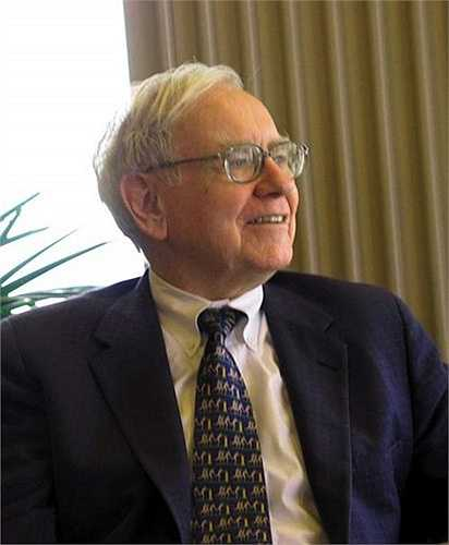 Tỷ phú người Mỹ Warren Buffett giờ đã 85 tuổi và trờ thành tỷ phú giàu thứ 3 thế giới với tổng tài sản 72,7 tỷ USD