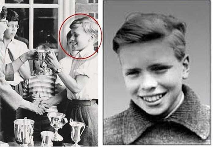 Tỷ phú Anh Richard Branson từng là một cậu bé không mấy hứng thú với học hành và thường nhận 'thành tích' kém.