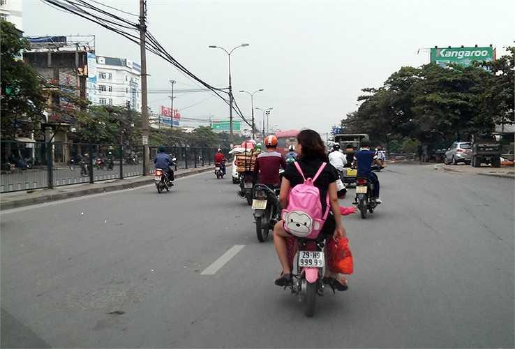 Ông Nguyễn Ngọc Toản - Phòng Quản lý chất lượng xe cơ giới - Cục Đăng kiểm Việt Nam cho biết: 'Để phân biệt giữa xe đạp điện và xe máy điện cần phải xác định được thông số, cũng như khối lượng, vận tốc và công suất của xe đạp điện và xe máy điện'.