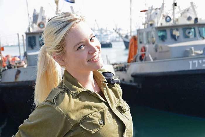 Theo thống kê, quân đội Israel có 31% nữ quân nhân trong biên chế