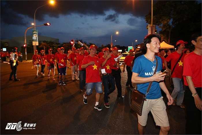 Việc thắng 4 trận liên tiếp, vào bán kết, và trận cuối phân tranh ngôi thứ với U23 Thái Lan càng giúp U23 Việt Nam thu hút sự chú ý của người hâm mộ