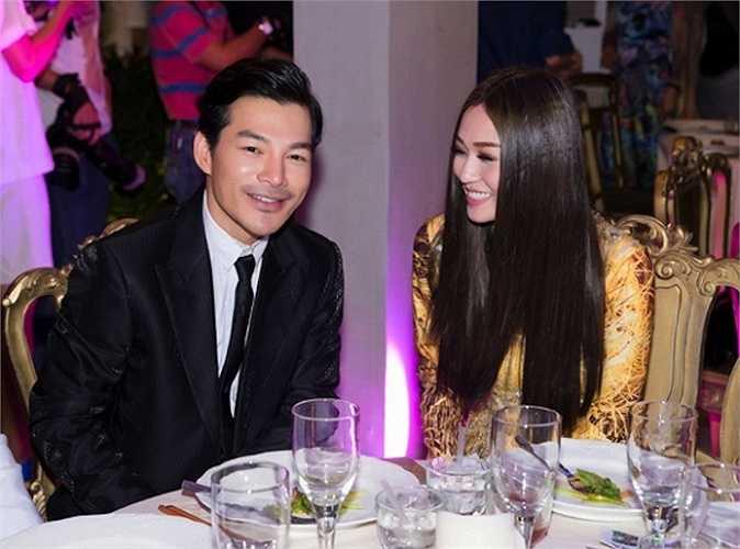 Sau khi ly hôn, Trần Bảo Sơn cũng 'dính' tin đồn tình cảm với người đẹp Khánh My.