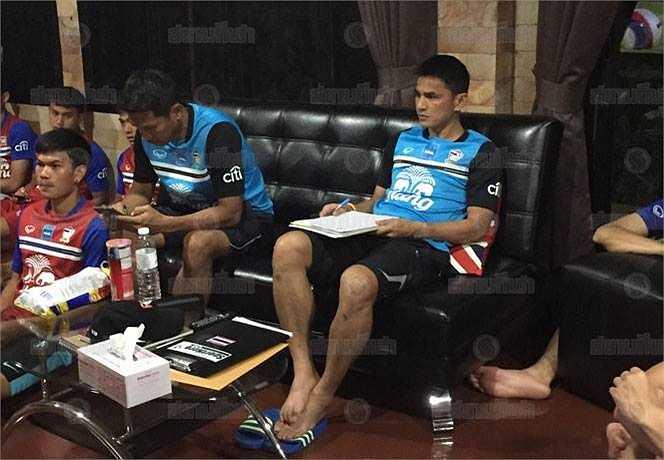 Kiatisak sẽ chỉ sang Singapore nếu U23 Thái Lan vào chung kết