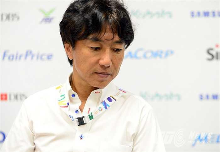 Thua U23 Thái Lan nhưng HLV Miura vẫn lạc quan về tấm vé vào chung kết.