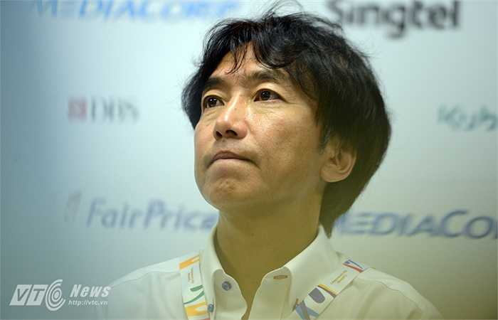 'Qua 5 trận, phải nói thật là ông Miura không có một đội hình ổn định mà xếp những con người đang có vào những vị trí khác nhau'- Ông Lê Thụy Hải nói.