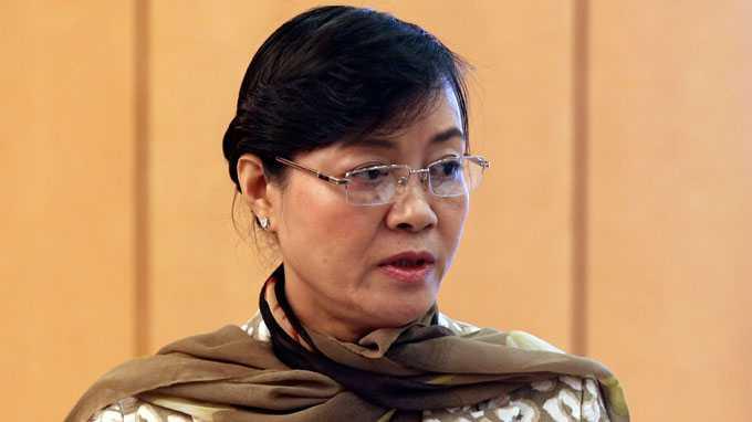 Bà Nguyễn Thị Quyết Tâm. (Ảnh: Tuổi trẻ)