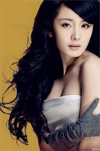 Trong các hoa đán Trung Quốc, Dương Mịch được đánh giá cao về cả gương mặt lẫn vóc dáng.