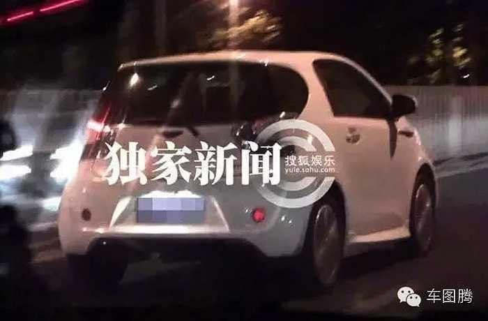 Tháng 10/2013, các tay paparazzi bắt gặp anh lái chiếc Cygnet đến cung thể thao Bắc Kinh gặp đồng nghiệp Văn Chương.