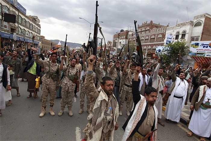 Yemen – 23 vụ/ năm. Hiếp dâm, khủng bố, chống đối chính phủ hay buôn lậu là những tội ác bị xử tử tại Yemen. Quốc gia này cũng gặp phải rất nhiều bất ổn về tình hình chính trị xã hội trong thời gian qua