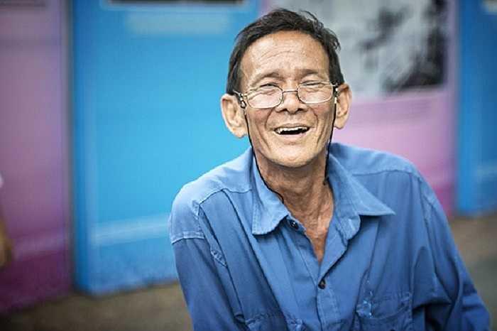 Hình ảnh người dân Việt Nam dưới ống kính máy ảnh du khách Mỹ