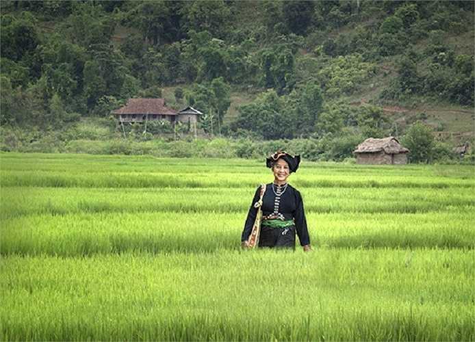 Hình ảnh được chụp ở Điện Biên Phủ