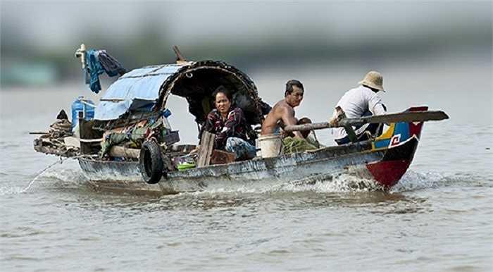 Những con người miền sông nước Mê Kông, Việt Nam
