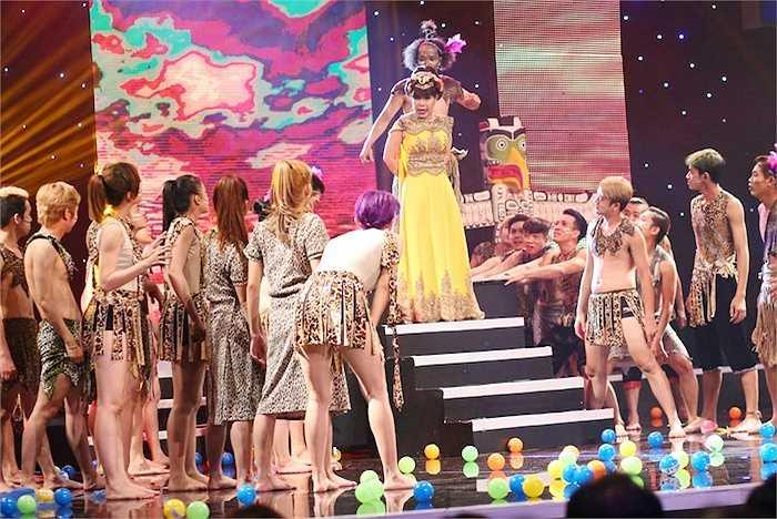 Kết quả đạt được, thí sinh Mạc Văn Khoa nhận được giải thưởng 'Thí sinh được khán giả yêu thích nhất'.