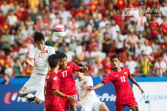 U23 Việt Nam phải thắng