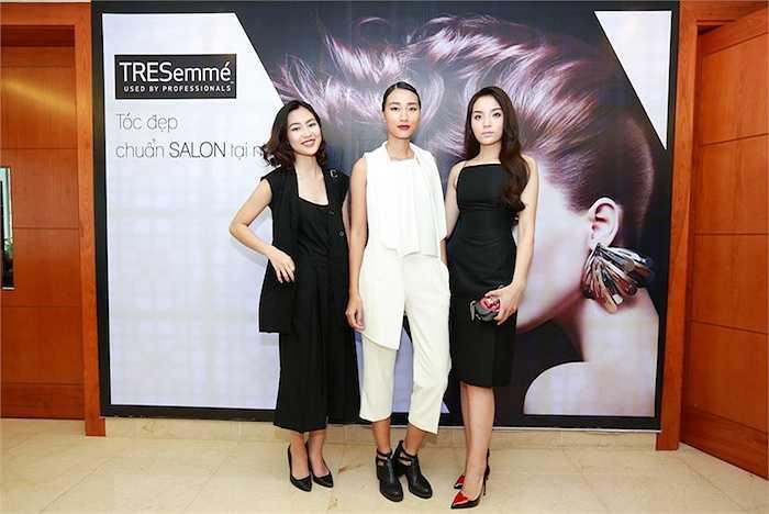 Cùng ngắm thêm những hình ảnh đẹp của ba người đẹp tại sự kiện: