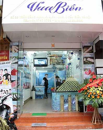 Ban đầu, ca sĩ Đàm Vĩnh Hưng tạo lập 3 cửa hàng ở 3 thành phố lớn là Hà Nội, Đà Nẵng, TP HCM. Sau hơn một năm kinh doanh, nam ca sĩ đã có hơn 20 đại lý phân phối sản phẩm trên khắp cả nước.