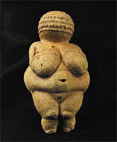 Tượng điêu khắc cổ nhất thế giới về loài người được tìm thấy ở Đức có niên đại từ 35.000 - 40.000 năm trước. Bức tượng này có tên 'Venus tại Hohle Fels' được làm từ ngà voi ma mút. Kích thước hiện vật cổ này là 6 cm.