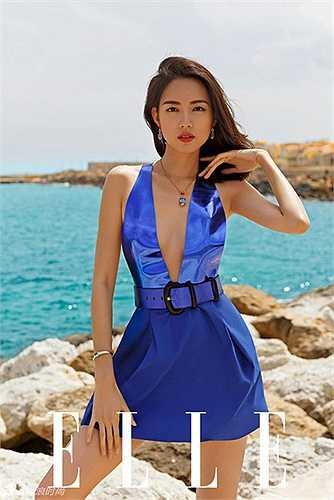 Trương Tử Lâm là Hoa hậu Trung Quốc đầu tiên trong lịch sử đăng quang Hoa hậu thế giới