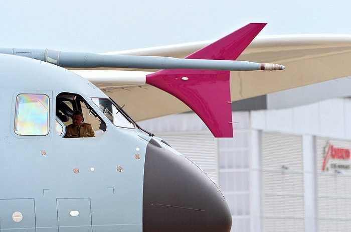 Một máy bay của Airbus
