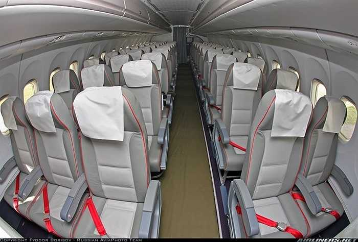 Với hệ thống hiện đại và cấu hình cánh cho phép máy bay sử dụng ở tất cả sân bay nhỏ bao, nơi có cơ sở hạ tầng nghèo nàn. Khoang máy bay mới của Triều Tiên có thể chở 75 hành khách.