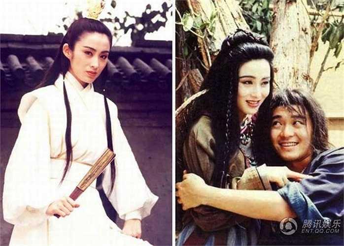 Nữ minh tinh Trương Mẫn được nhiều khán giả nhớ mặt trong các bộ phim hài của Châu Tinh Trì vào đầu những năm 90 của thế kỷ trước.