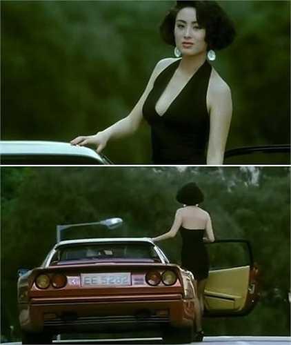 Nữ diễn viên được khán giả ưu ái gọi bằng cái tên 'mỹ nhân đẹp nhất trong phim Châu Tinh Trì'.
