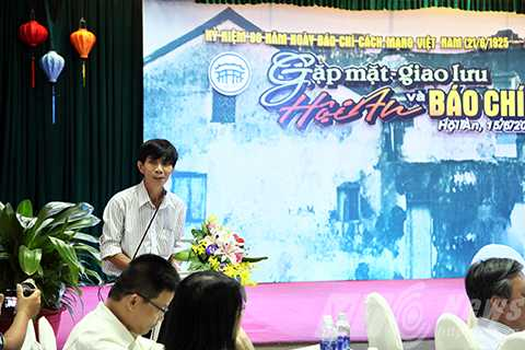 Nguyễn Sự, ông Sự, Hội An, từ quan, Báo chí, đóng đinh, về hưu