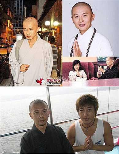 Không ngờ, năm 1999, Hà chuyển sang đầu quân cho đài ATV và kéo dài chuỗi ngày sự nghiệp lận đận. Bẵng vài năm, anh không xuất hiện. Đột nhiên vào tháng 9/2005, dư luận Hong Kong bàng hoàng khi biết Hà Bửu Sinh xuất gia với pháp danh Đạo Sinh. Nguyên nhân khiến anh đoạn tuyệt hồng trần không được tiết lộ. Nguồn tin trên QQ cho hay, có quá nhiều áp lực khiến Bửu Sinh chán chường cuộc sống và muốn tìm nơi giải thoát ở cõi Phật.
