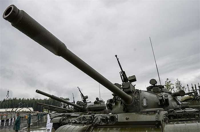 Mẫu xe tăng T-55