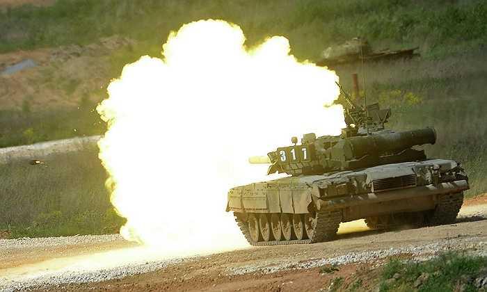 Xe tăng chiến đấu chủ lực T-80