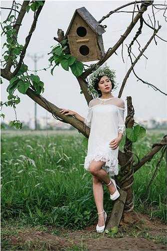 Khánh Linh có ước mơ trở thành Biệ tập viên truyền hình giỏi, được nhiều người mến mộ.