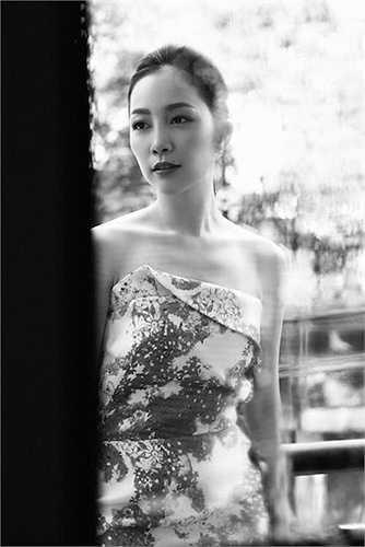 Linh Nga là nghệ sỹ múa được chú ý nhiều nhất tại Việt Nam.