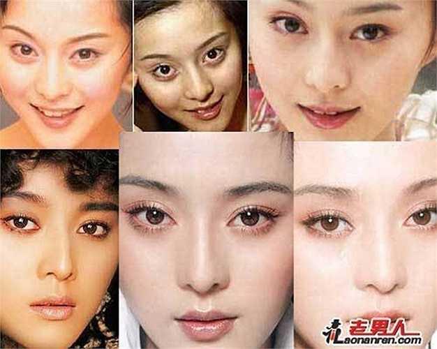 Là một trong những gương mặt nổi bật của điện ảnh Hoa ngữ nhưng dấu ấn về Phạm Băng Băng trong công chúng không phải những vai diễn mà là scandal. Một trong những scandal lớn nhất là sự biến đổi nhan sắc của cô.