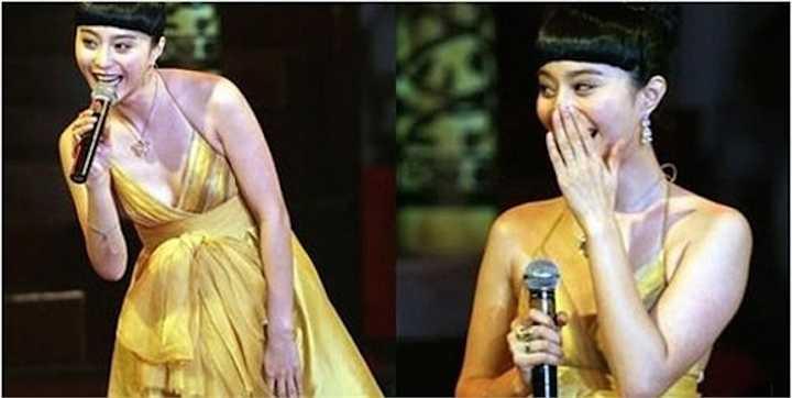 Ngoài ra, 'nữ hoàng thị phi' của làng giải trí Hoa ngữ cũng từng vướng phải nhiều scandal như hát nhép ...