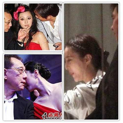 Chuyện tình ái của ngôi sao 'Bạch phát ma nữ' cũng là chủ đề tốn nhiều giấy mực của báo giới với hơn 20 scandal tình ái, từ đại gia Dương Thụ Thành, doanh nhân bất động sản, giám đốc công ty Hoa Nghị - Vương Trung Lỗi.