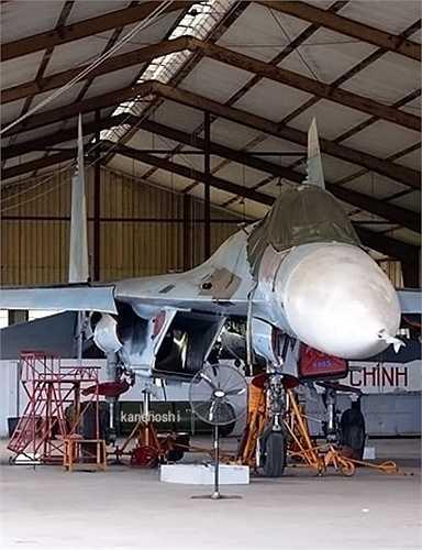 """Vào thời điểm chiếc máy bay gặp nạn, Việt Nam chưa có dây chuyền công nghệ và trình độ để sửa chữa được những hỏng hóc nặng như vậy. Tuy nhiên, từ tháng 10/2013, Nhà máy A32 thuộc Quân chủng Phòng không - Không quân đã đưa vào vận hành """"Dây chuyền công nghệ sửa chữa lớn, tăng tổng niên hạn sử dụng máy bay Su-27 và sửa chữa cục bộ máy bay Su-30."""
