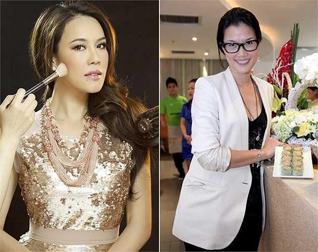 Em gái của ca sĩ Thu Phương tên là Kim Oanh. Cô là Hoa khôi Thể thao đầu tiên của Việt Nam. Tuy nhiên, sau khi đăng quang, cô không bước chân vào showbiz mà lựa chọn lĩnh vực kinh doanh. Chính vì thế, ít người biết mối quan hệ ruột thịt của cô và giọng ca Đêm nằm mơ phố.