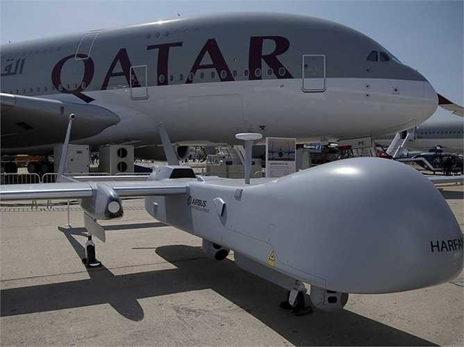 Tại Paris Air Show 51 còn có sự xuất hiện của một số loại máy bay không người lái.