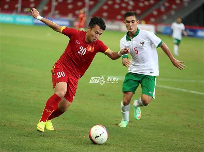 Theo thông tin ban đầu từ cảnh sát Indonesia, cầu thủ có bí danh BS đã nhận 30-35 triệu rupiah Indonesia cho mỗi lần tham gia dàn xếp tỷ số ở SEA Games vừa qua.(Ảnh: Phạm Thành)
