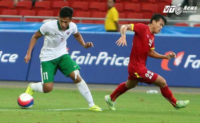 Riêng ở SEA Games, hai trận thảm bại 0-5 trước U23 Thái Lan và U23 Việt Nam được cơ quan điều tra quan tâm đặc biệt.(Ảnh: Phạm Thành)