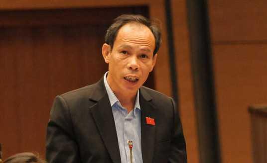 Đại biểu Trương Văn Vở (Đồng Nai)
