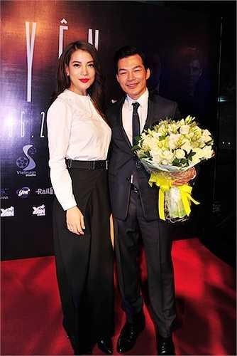 Tình cảm của Trương Ngọc Ánh đã khiến Trần Bảo Sơn nghẹn ngào xúc động.