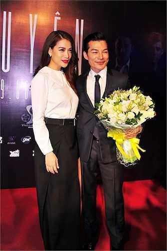 'Với tôi, Trương Ngọc Ánh là một diễn viên lớn, và cô ấy chắc chắn sẽ tiếp tục thành công, không chỉ bởi tài năng mà còn bởi cách mà cô ấy ứng xử trong nghề nghiệp', anh nói.