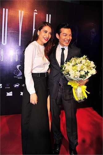 Chia sẻ với báo giới, Trương Ngọc Ánh nói: 'Tôi tin rằng, đạo diễn Nguyễn Phan Quang Bình luôn làm ra những bộ phim gây được dư luận. Anh ấy không bao giờ đi xuôi chiều theo thói quen mà luôn tìm kiếm những điều mới.'