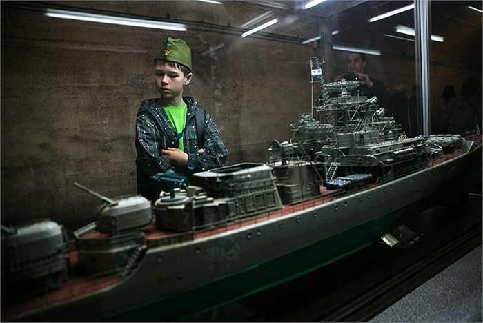 Căn cứ hiện tại có thể xem như viện bảo tàng sinh động về Chiến tranh Lạnh