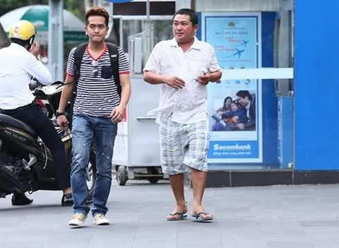 Nam diễn viên Hùng Thuận cho biết anh sẽ cố hết sức giúp đỡ cuộc sống khó khăn hiện tại của Phùng Ngọc. Anh sẽ không nói mà muốn làm bằng những hành động thiết thực.